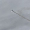 The Yak-110 was there and did a spectacular airshow. That jet is LOUD.