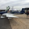The factory RV-14A was there.