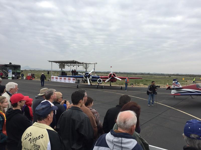 The Yak-110.