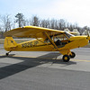 Jim Potter's Super Cub. A nice toy to cruise around in on a Saturday afternoon.
