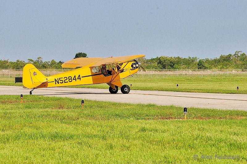 Piper J3 Cub at Homestead General (X51)