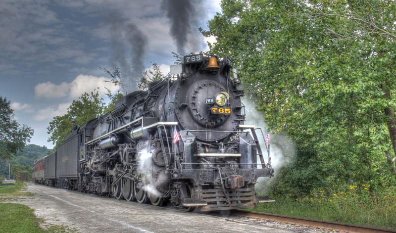Steam Train HDR-1675-01a
