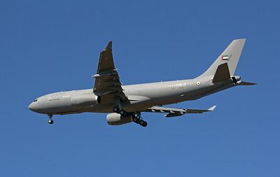 1300 UAE AIRFORCE A330 MMRT