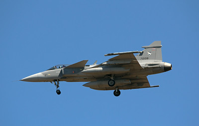 70108  THAI AIRFORCE SAAB JAS-39 GRIPENS
