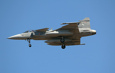 70110  THAI AIRFORCE SAAB JAS-39 GRIPENS