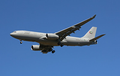 1300 UAE AIRFORCE A330 MMRT