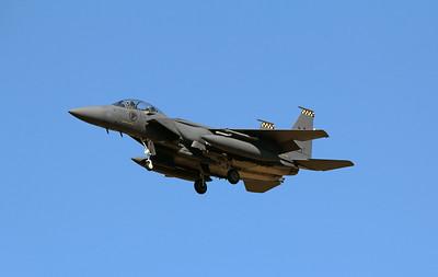 8323 SINGAPORE AIRFORCE F-15 EAGLE