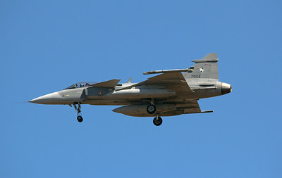 70112 THAI AIRFORCE SAAB JAS-39 GRIPENS