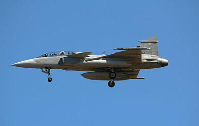 70102  THAI AIRFORCE SAAB JAS-39 GRIPENS