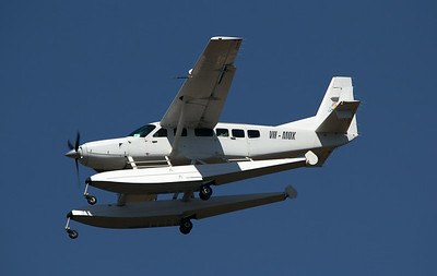 VH-MOX  WEST COAST AIR SERVICE CESSNA-208