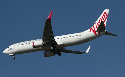VH-VUW VIRGIN AUSTRALIA B737-800