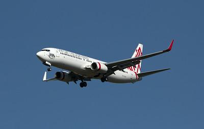 VH-VUW VIRGIN AUSTRALIA B787-800