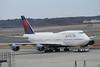 N661US DELTA 747-400