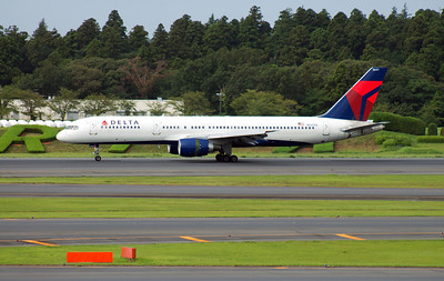 N541US DELTA AIRLINES B757-200