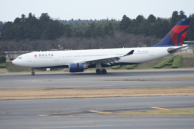 N855NW DELTA A330-200