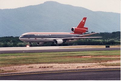 N228NW NORTHWEST DC-10-30 AIRCRAFT SCRAPPED IN 2002