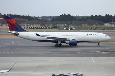 N852NW DELTA A330-200
