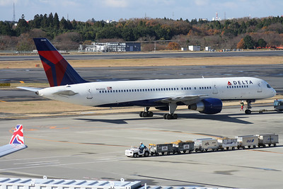 N540US DELTA AIRLINES 757-200