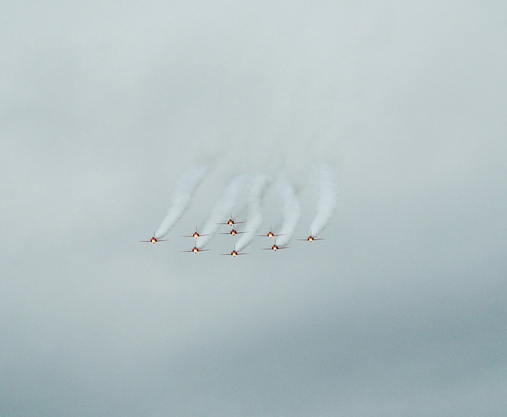Dartmouth Red Arrows010