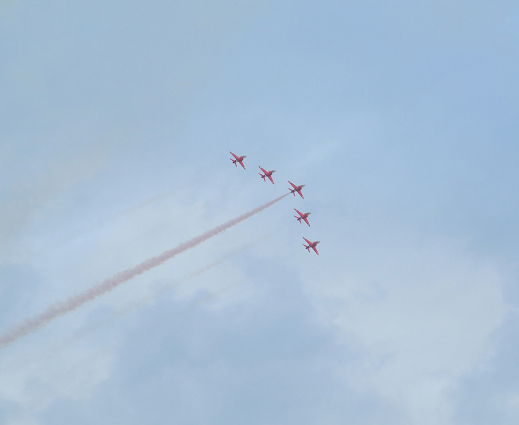 Dartmouth Red Arrows021