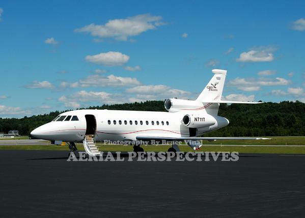 N711T - 1996 Dassault Falcon 900 EX