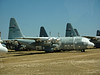 C-130 in storage