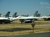 F-16s in storage.