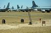 Stealth Fighter (F-117A Night Hawk) in storage