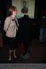 Melissa Shaw (Collections staff, NMUSAF) with Frederick Zinn uniform.