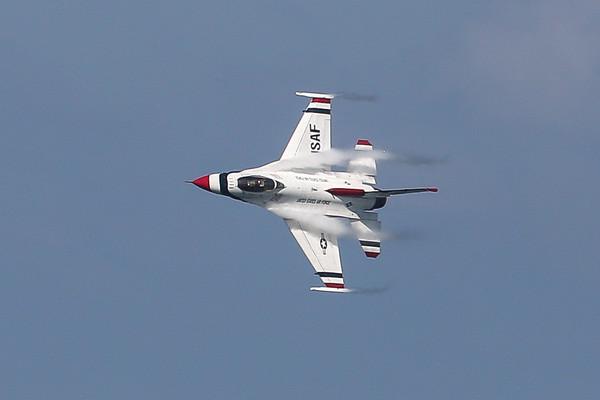 Daytona Beach Florida Air Show