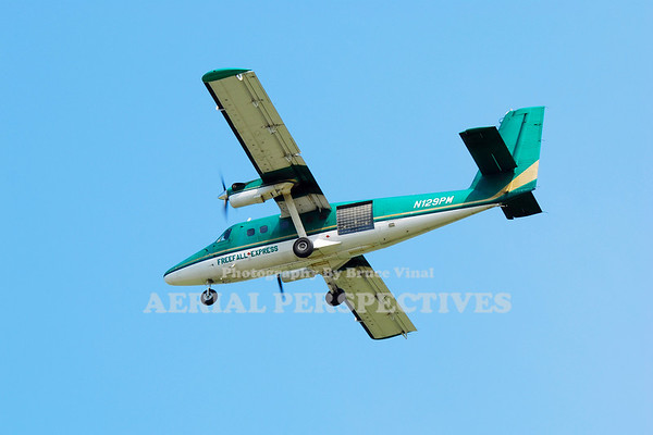 N129PM - 1968 Dehavilland DHC-6 TWIN OTTER