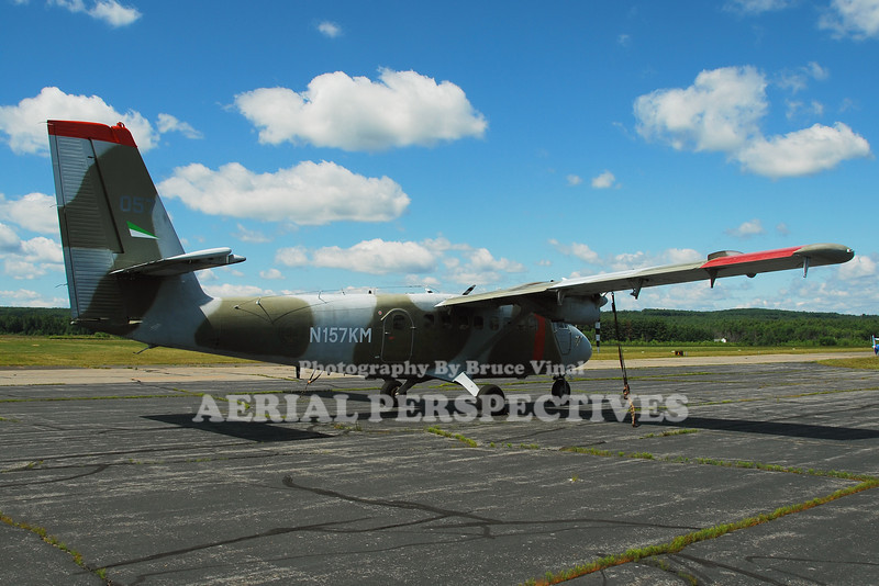 N157KM - 1967 Dehavilland DHC-6-100 Twin Otter