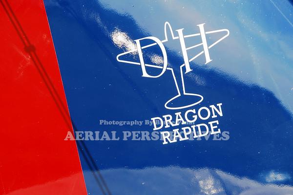 NX89DH - 1944 Dehavilland DH-89A Dragon Rapide
