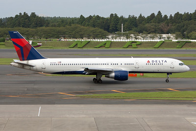 Delta Airlines Boeing 757-200 N541US