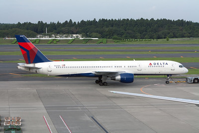 Delta Airlines Boeing 757-200 N543US