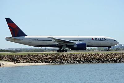 Delta Boeing 777-200LR N708DN