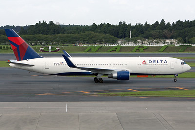 Delta Airlines Boeing 767-300W N175DN Winglets Fitted