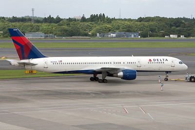 Delta Airlines Boeing 757-200 N539US