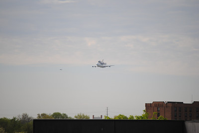 Discovery's last flight