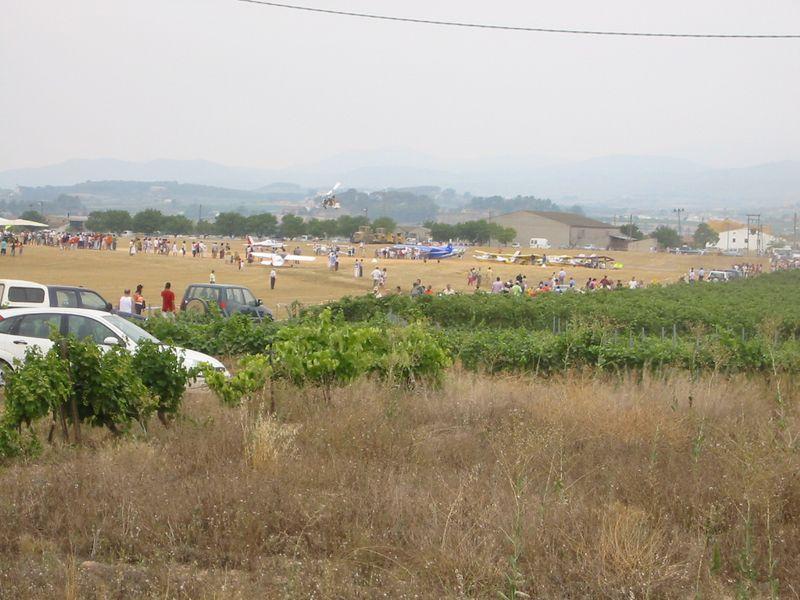 Santa Margarida  juliol 2005