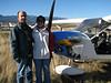 La Cerdanya preparando el avion, quitar el hielo, y una hora,15 minutos de despegues la mayoria rumbo a Ordis  (6)