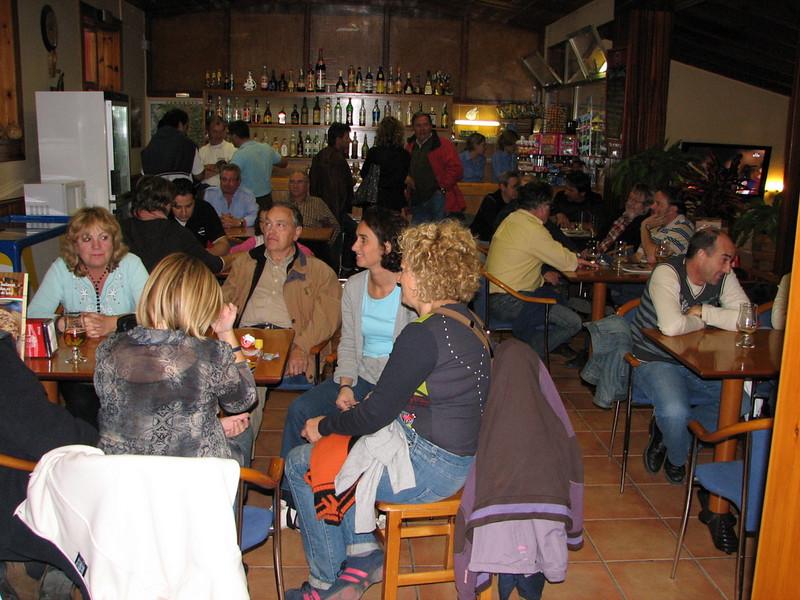 Esperando la hora de la cena en la Cerdanya (3)