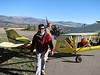 La Cerdanya preparando el avion, quitar el hielo, y una hora,15 minutos de despegues la mayoria rumbo a Ordis  (8)