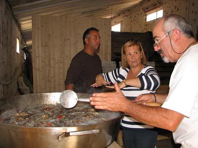 """Fiesta Mayor en """"Can Pirla""""  2006 Alcolea del Cinca (Huesca )"""