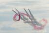The Red Arrows (7x BAe Hawk, UK)