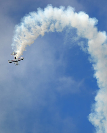 Doug Dodge Machaira - Gary Air Show - Gary, Indiana - Photo Taken: July 9, 2016