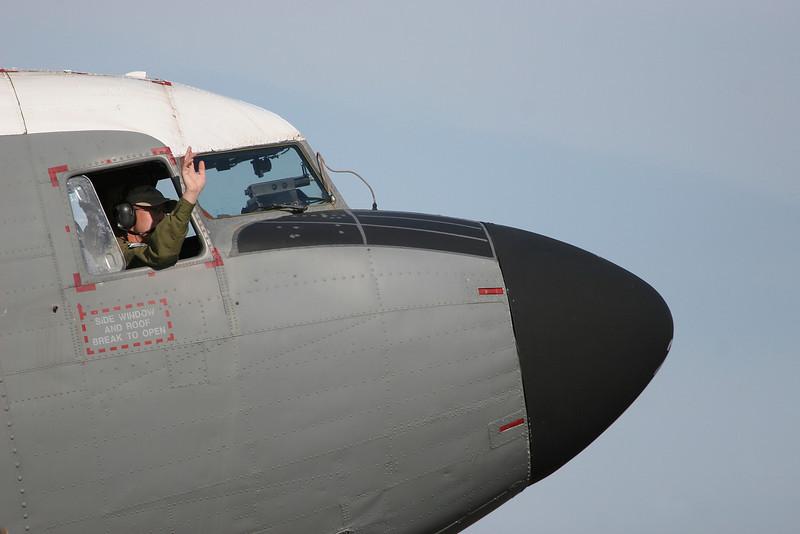 douglas C4 7-TP Aircraft