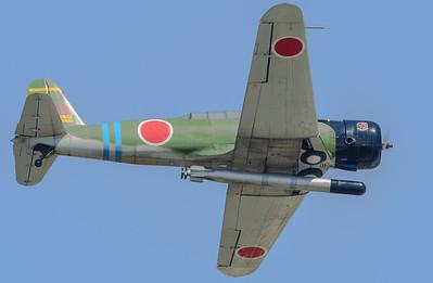 """Replica Japanese Nakajima """"KATE"""""""