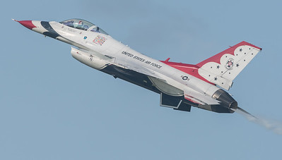 USAF Thunderbird #6 Opposing Solo, Major Whit Collins