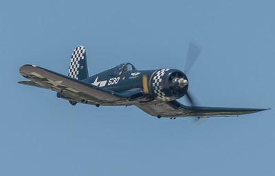 FG-1 D Corsair from WW2